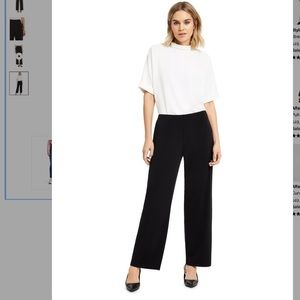 Straight Leg Women's Plus Size Trousers by Alfani